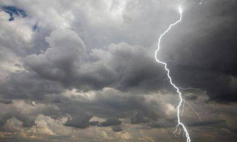 Καιρός : Ισχυρές βροχές και καταιγίδες έως τη Δευτέρα | tovima.gr