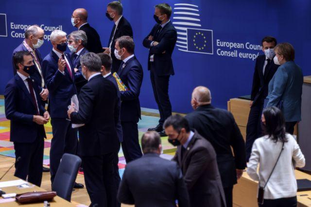 Στη Σύνοδο η τουρκική παραβατικότητα – Τι ζητά η Αθήνα, η απάντηση της ΕΕ | tovima.gr