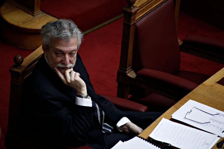 Κοντονής στα «ΝΕΑ»: Αντί στον ΣΥΡΙΖΑ να αναλάβουν την πολιτική ευθύνη προσπαθούν να συσκοτίσουν την υπόθεση | tovima.gr