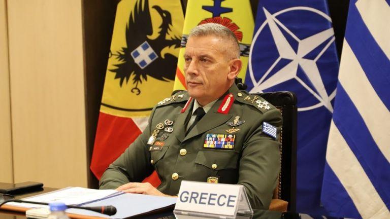 Στον Έβρο ο Αρχηγός ΓΕΕΘΑ – Τι επιθεώρησε | tovima.gr