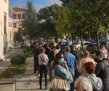 Κορωνοϊός : Υπό την απειλή lockdown τα Ιωάννινα   tovima.gr