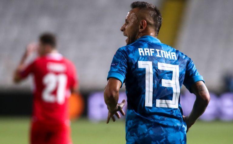 Ραφίνια : Το ποδόσφαιρο δεν είναι το ίδιο χωρίς κόσμο | tovima.gr