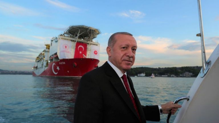 Ερντογάν : Ανακαλύψαμε νέα αποθέματα φυσικού αερίου στη Μαύρη Θάλασσα   tovima.gr