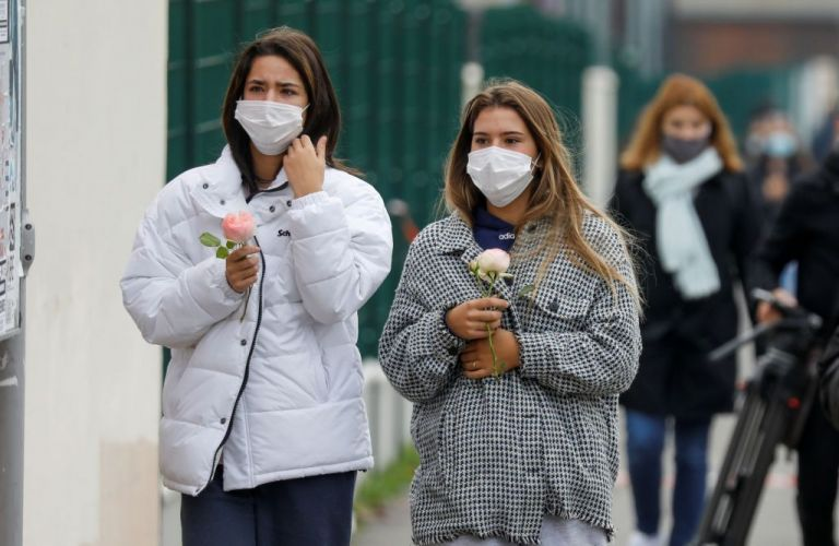 Παρίσι : Νέα στοιχεία για τον δράστη που αποκεφάλισε τον καθηγητή | tovima.gr