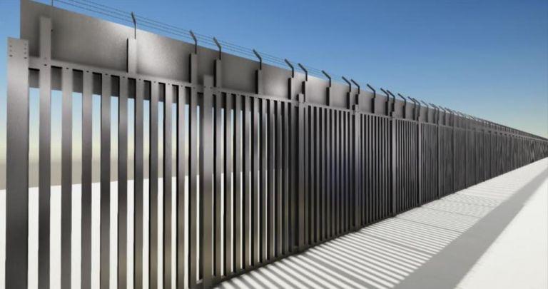 Έβρος : Αυτός είναι ο νέος φράχτης στα σύνορα – Ποια είναι τα χαρακτηριστικά του   tovima.gr
