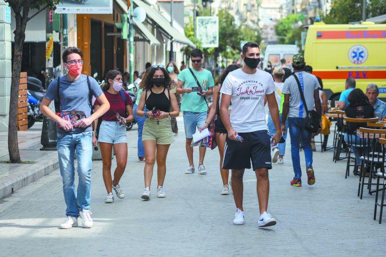 Κορωνοϊός : Κρίσιμο 10ημερο υπό την απειλή lockdown – Βόμβα οι ασυμπτωματικοί | tovima.gr