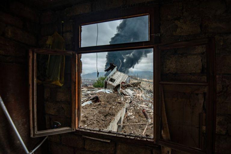 Ναγκόρνο Καραμπάχ : Συμφωνία για κατάπαυση του πυρός από τα μεσάνυχτα για ανθρωπιστικούς λόγους | tovima.gr
