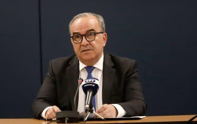 Παπαθανάσης στο MEGA : Δεν θα υπάρξει οριζόντιο lockdown | tovima.gr
