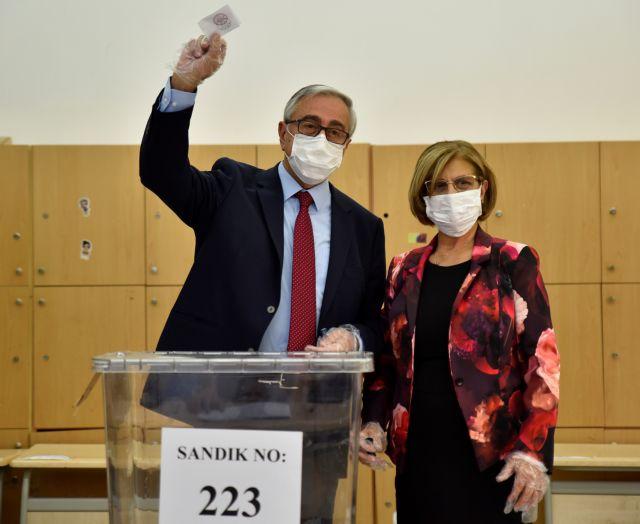 Κατεχόμενα : Στο 30% η συμμετοχή στις «εκλογές» | tovima.gr