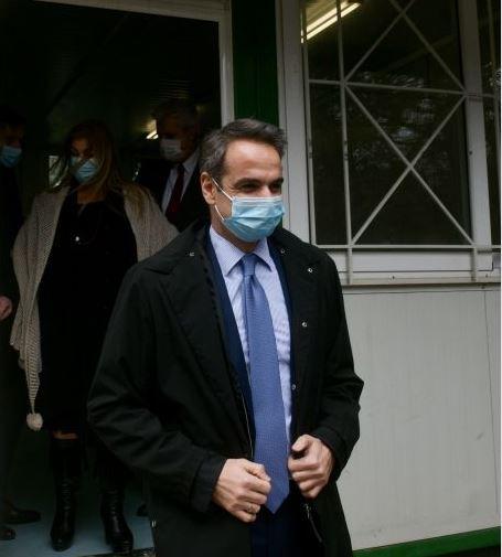 Μητσοτάκης : Εγκαινιάζει 50 κλίνες ΜΕΘ στο Σωτηρία | tovima.gr