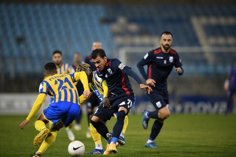 Πρώτος βαθμός για την Λαμία (0-0) | tovima.gr