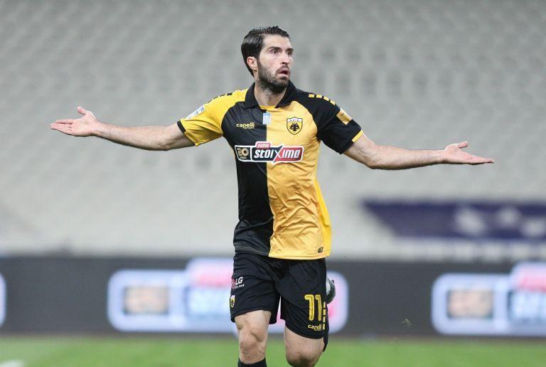 ΑΕΚ : Τρίτο γκολ του Ανσαριφάρντ κόντρα στον ΠΑΟΚ   tovima.gr