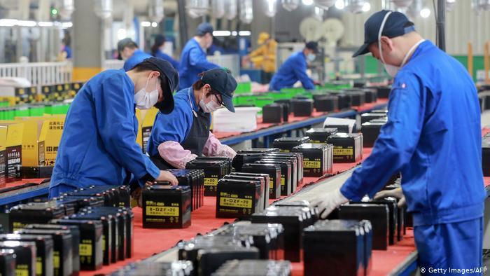 Ανακάμπτει η κινεζική οικονομία | tovima.gr