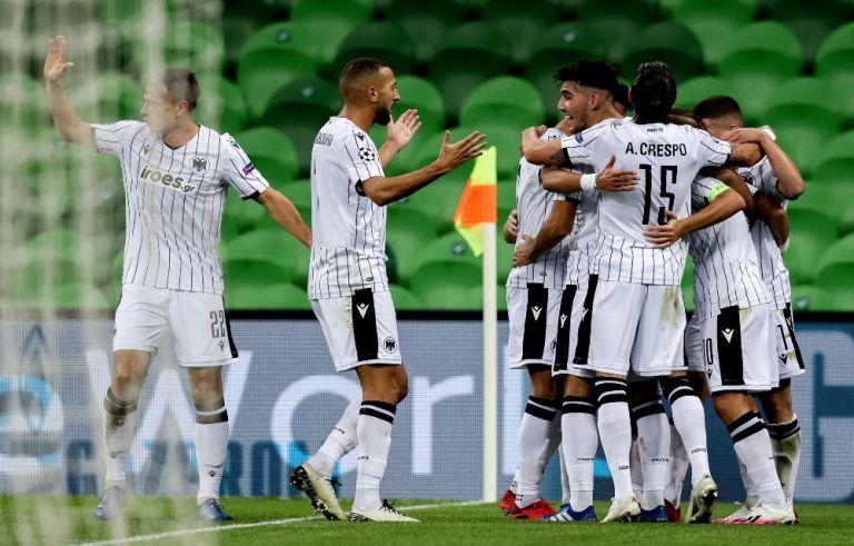 ΠΑΟΚ : Ρεκόρ συμμετοχών στο Europa League | tovima.gr
