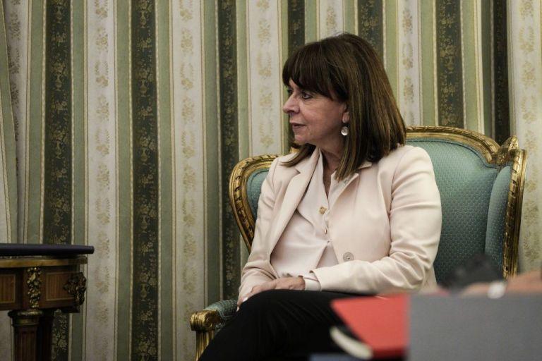 Σακελλαροπούλου : Επίτιμη διδάκτορας της Νομικής Σχολής του ΑΠΘ θα αναγορευθεί η ΠτΔ | tovima.gr