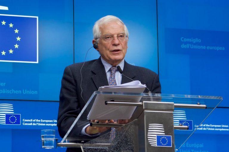Κυπριακό – Μπορέλ : Η ΕΕ έτοιμη να παίξει ενεργό ρόλο στην επίλυσή του   tovima.gr