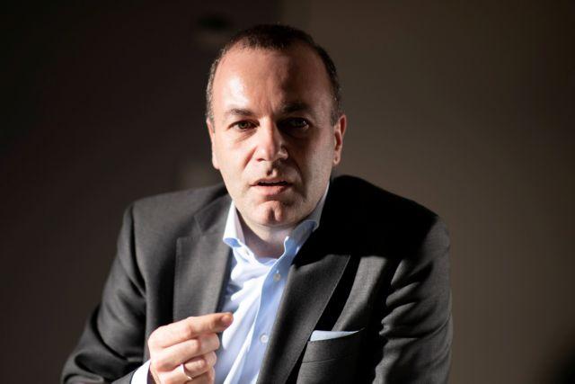 Βέμπερ καλεί Ερντογάν να τελειώνει με τις προκλήσεις – Όλες οι κυρώσεις διαθέσιμες | tovima.gr