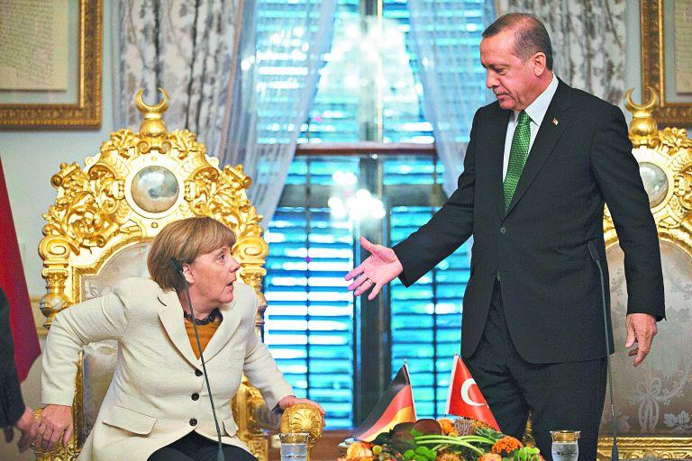 Ελληνοτουρκικά : Το ναυάγιο της γερμανικής διπλωματίας στο Αιγαίο – Τα αδειάσματα από Ερντογάν και η αμηχανία του Μάας | tovima.gr