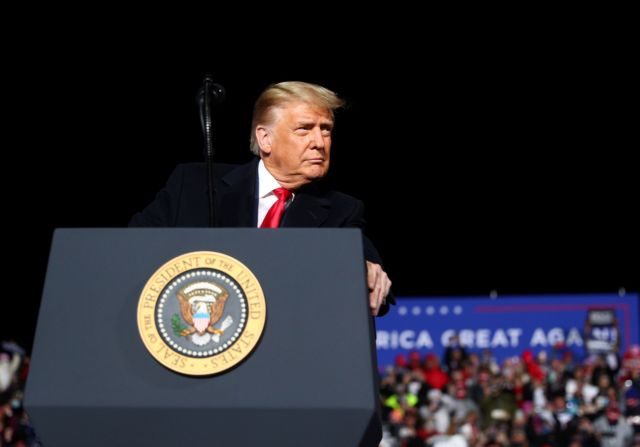 Aμερικανικές εκλογές : Οι μηχανορραφίες του Τραμπ και το εφιαλτικό σενάριο | tovima.gr