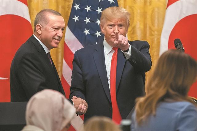«Δεν πρέπει να συμβιβαστούμε με την επιθετική συμπεριφορά της Τουρκίας» | tovima.gr