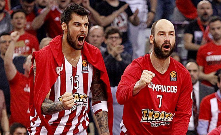 Ολυμπιακός : Αν νικήσει την Μπάγερν ισοφαρίζει το καλύτερο ξεκίνημά του στην Euroleague   tovima.gr