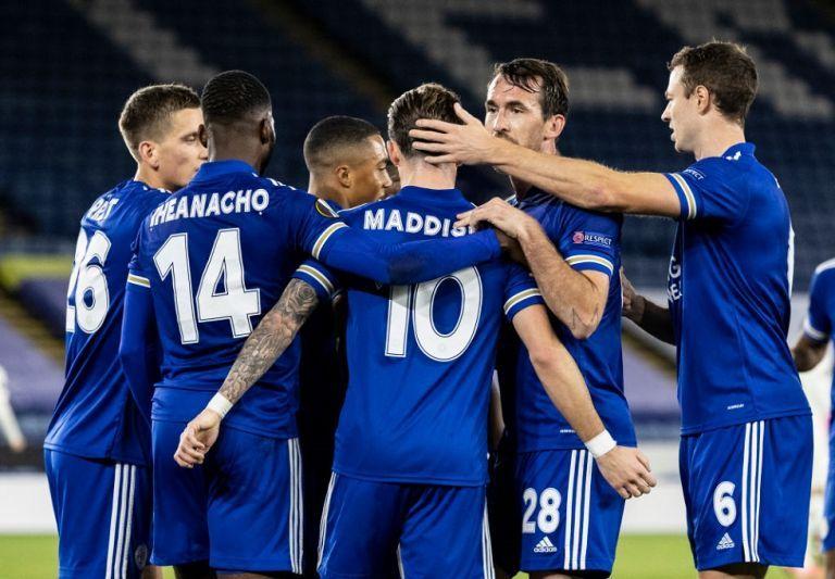 Europa League : Νίκη χωρίς ζόρια για τη Λέστερ [βίντεο] | tovima.gr