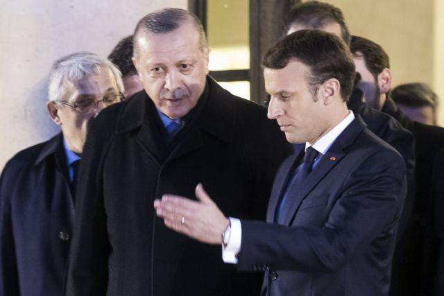 Γαλλία : Το Ελιζέ καταγγέλλει τις «απαραδέκτες» δηλώσεις Ερντογάν κατά Μακρόν – Ανάκληση του πρέσβη στην Άγκυρα | tovima.gr