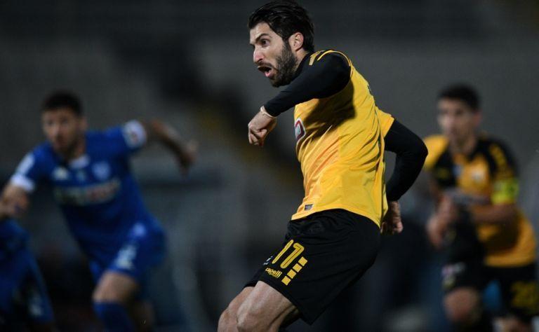 Το VAR έδειξε… ΑΕΚ (0-1), ο Κλάτενμπεργκ τι θα δείξει; | tovima.gr