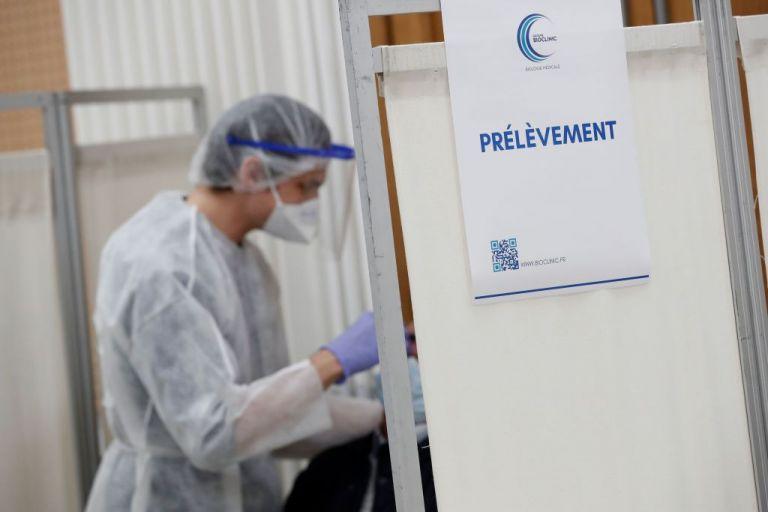 Γαλλία : Πάνω από 52.000 κρούσματα κορωνοϊού το τελευταίο 24ωρο   tovima.gr