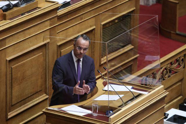 Σταϊκούρας σε Τσίπρα : Κερδοσκοπείτε πολιτικά πάνω στις αγωνίες των πολιτών | tovima.gr