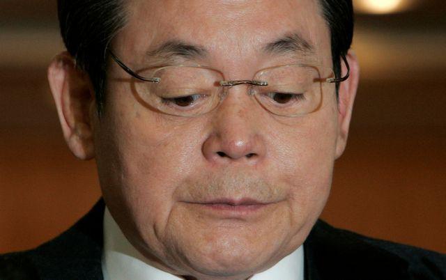 Samsung: Πέθανε ο πρόεδρος του κολοσσού, Λι Κουν Χι   tovima.gr