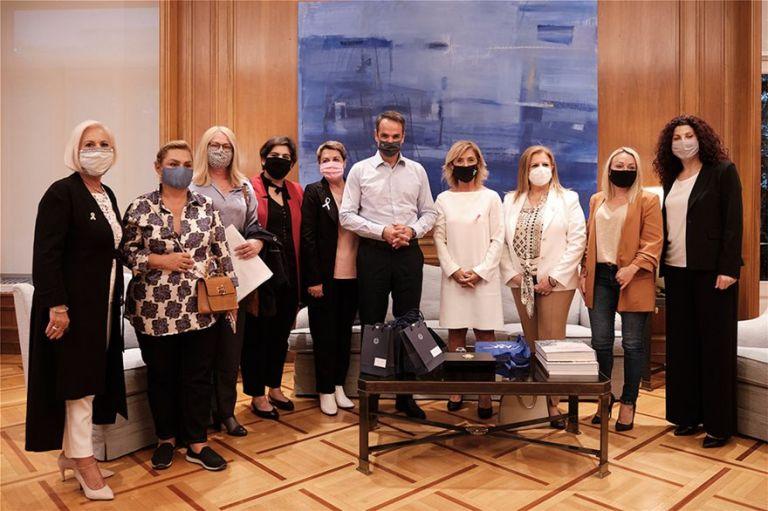 Μητσοτάκης : Δωρεάν πρόγραμμα μαστογραφίας για όλες τις γυναίκες άνω των 49 ετών   tovima.gr
