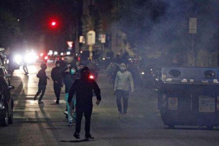 Κορωνοϊός – Ρώμη : Επεισόδια  αστυνομίας – ακροδεξιών διαδηλωτών που αντιτίθενται στην απαγόρευση κυκλοφορίας | tovima.gr