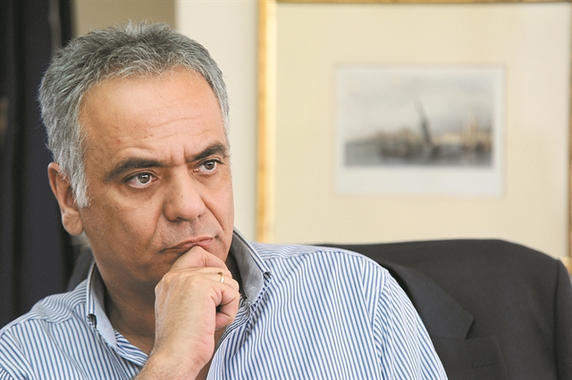 Σκουρλέτης : «Μας προβληματίζει ότι δεν κερδίζουμε από τη φθορά της κυβέρνησης» | tovima.gr