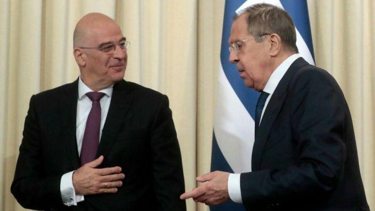 Συναντώνται Δένδιας – Λαβρόφ στο υπουργείο Εξωτερικών   tovima.gr
