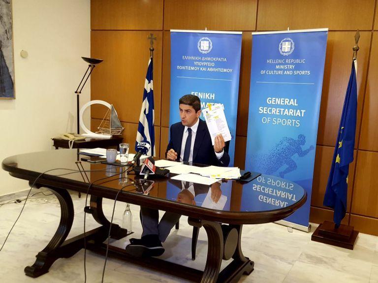 «Βόμβες» Αυγενάκη για Ομοσπονδίες και σωματεία-σφραγίδες: «Χαοτική κατάσταση και πάρτι παρανομίας» | tovima.gr