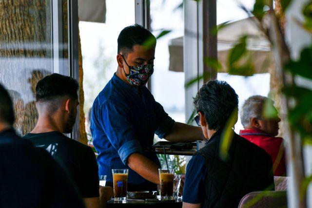 Κορωνοϊός : Πώς θα έπρεπε να κυκλοφορεί ο κόσμος σε ΜΜΜ και εστιατόρια για να μην υπάρχει συνωστισμός – Προτάσεις Λινού   tovima.gr