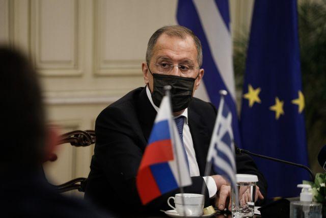 Η επίσκεψη Λαβρόφ και η δύσκολη αναθέρμανση των ελληνορωσικών σχέσεων | tovima.gr