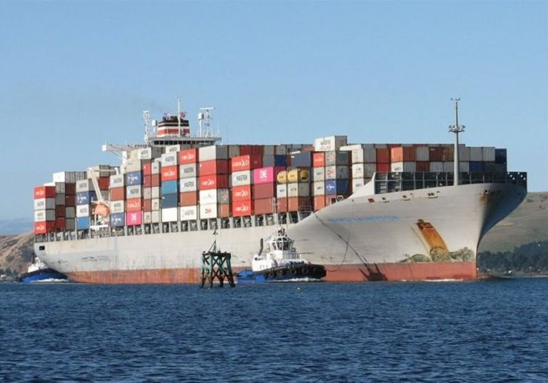 Ποιο είναι το μεγαθήριο Maersk Launceston που συγκρούστηκε με το Καλλιστώ   tovima.gr