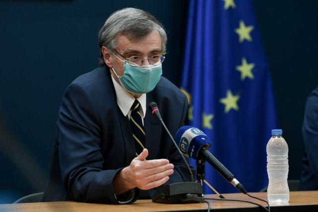Τσιόδρας : Η ομιλία σε δραματικούς τόνους για την έξαρση του κορωνοϊού   tovima.gr
