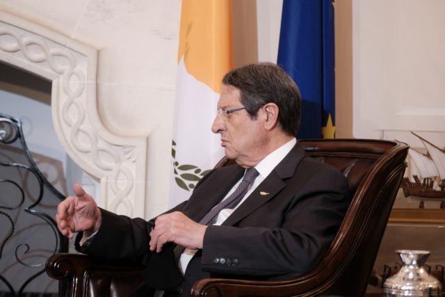 Κυπριακό : Στις 3 Νοεμβρίου η συνάντηση Αναστασιάδη – Τατάρ   tovima.gr