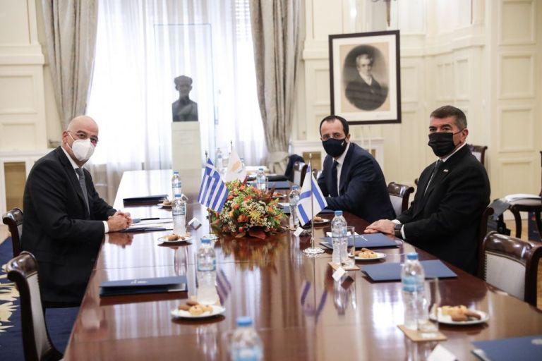 LIVE οι δηλώσεις μετά την τριμερή Ελλάδας – Κύπρου – Ισραήλ   tovima.gr