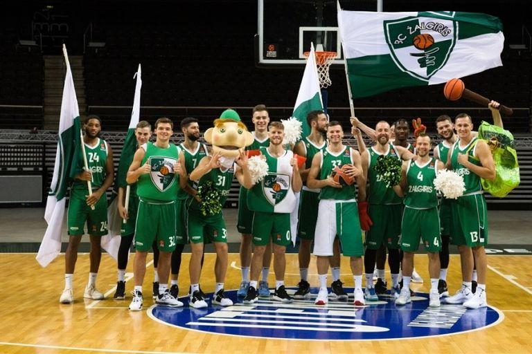 Ζαλγκίρις : Χωρίς φιλάθλους στα εντός έδρας παιχνίδια της | tovima.gr
