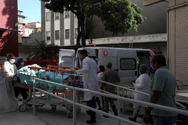 Κορωνοϊός : Στον «προθάλαμο της εντατικής» το σύστημα Υγείας | tovima.gr