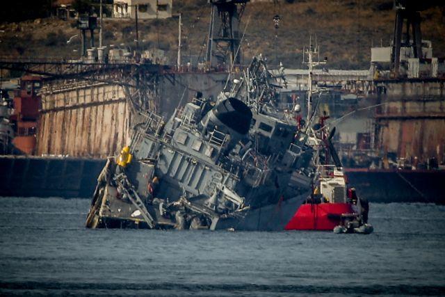 «Καλλιστώ» : Συνελήφθη ο πλοίαρχος του Maersk Launceston – Αύριο στον εισαγγελέα   tovima.gr