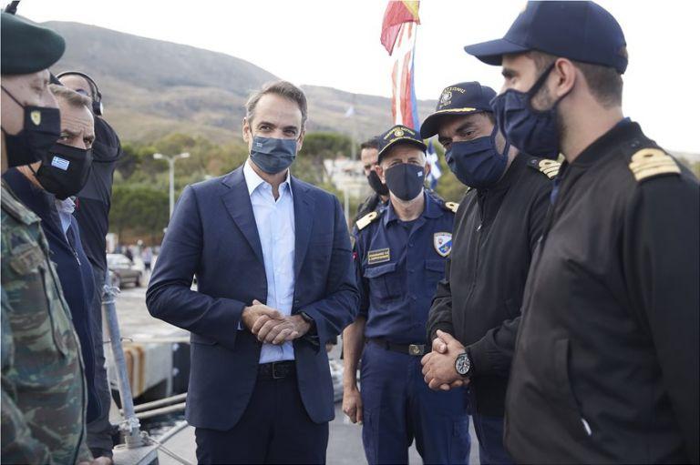 Μητσοτάκης : Εθνική ενότητα για να αντιμετωπίσουμε τις προκλήσεις» | tovima.gr
