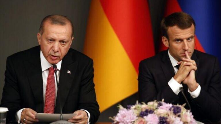 Κλιμακώνεται η ένταση Γαλλίας – Τουρκίας: Νέο παραλήρημα Ερντογάν | tovima.gr