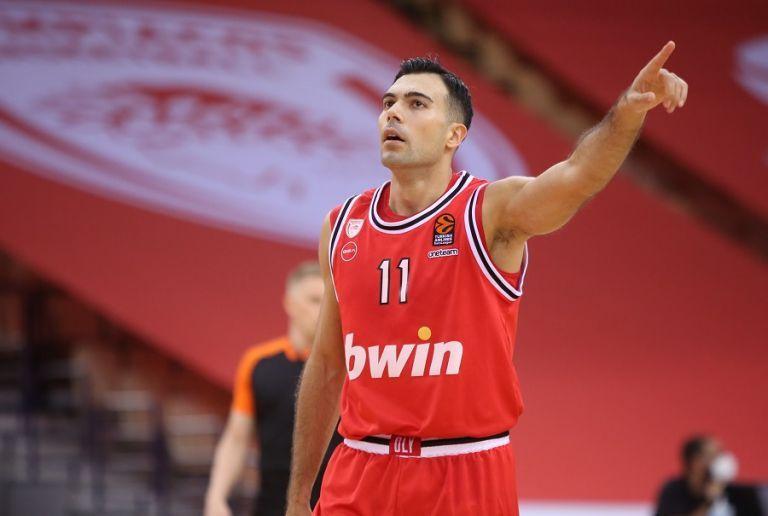 Σλούκας : «Γι' αυτό γύρισα στον Ολυμπιακό»   tovima.gr