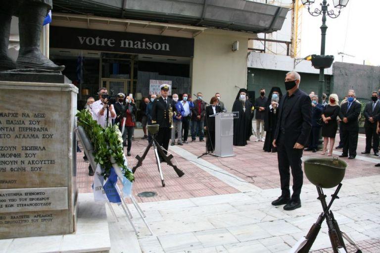 Μώραλης : Ψηλά το εθνικό μας φρόνημα | tovima.gr
