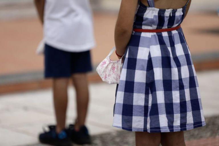Κρήτη: Γονείς αρνητές μάσκας δεν αφήνουν τα παιδιά τους να πάνε σχολείο | tovima.gr